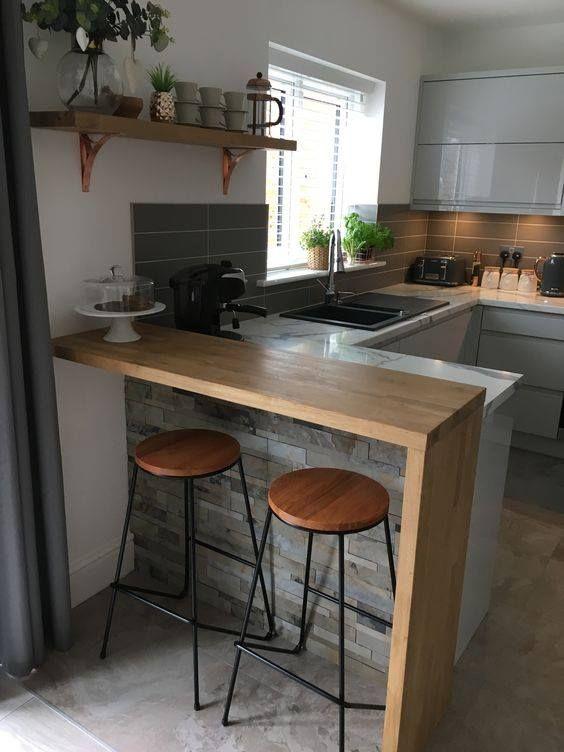Pin De Ana L En Kitchen Ideas Cocinas De Casa Diseno De