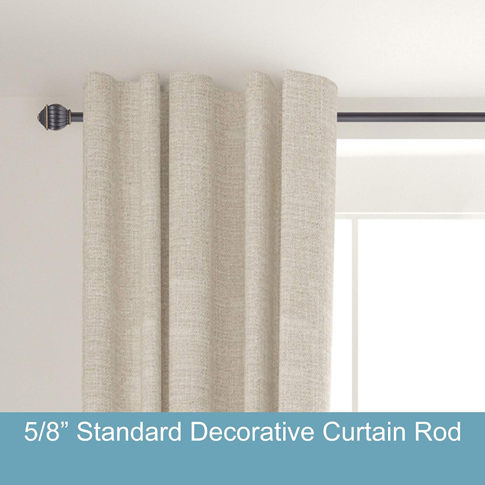 Curtain Rods Seasonal Sale Ease Bedding With Style Window
