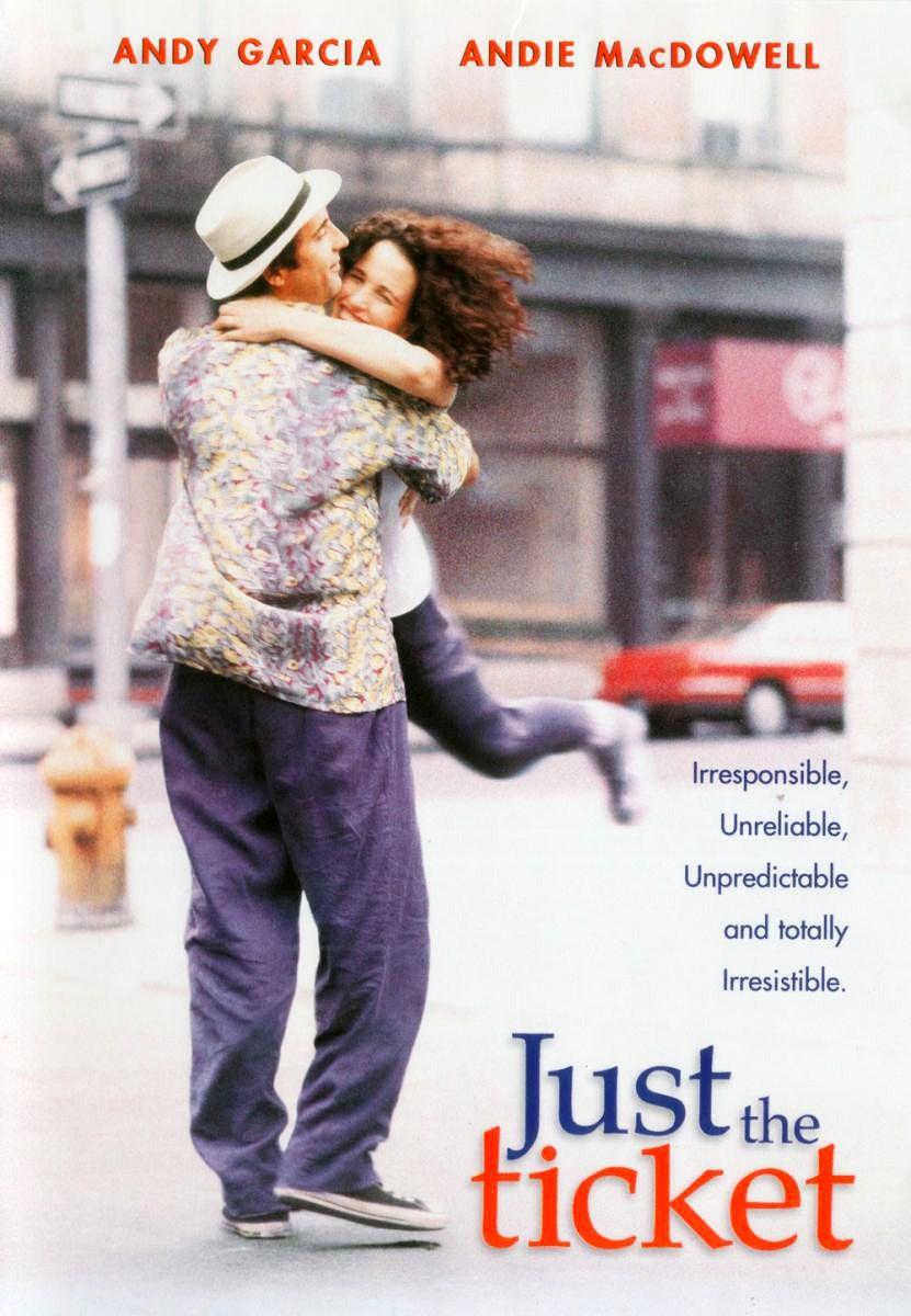 Just The Ticket 1999 Happy Movie Andy Garcia Comedy Movies