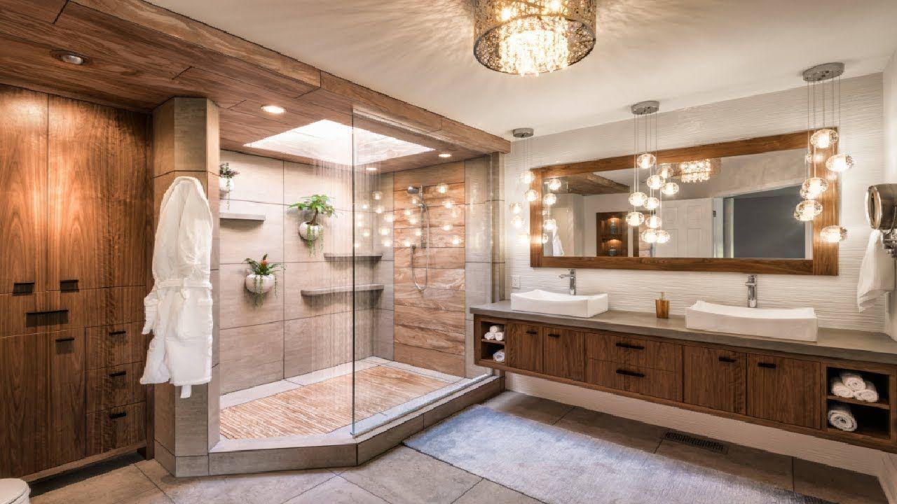 38 Really Nice Looking Bathroom Ideas Luxury Bathroom Master Baths Sophisticated Bathroom Bathroom Inspiration Decor