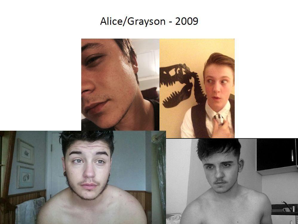 Alice/Grayson - 2009