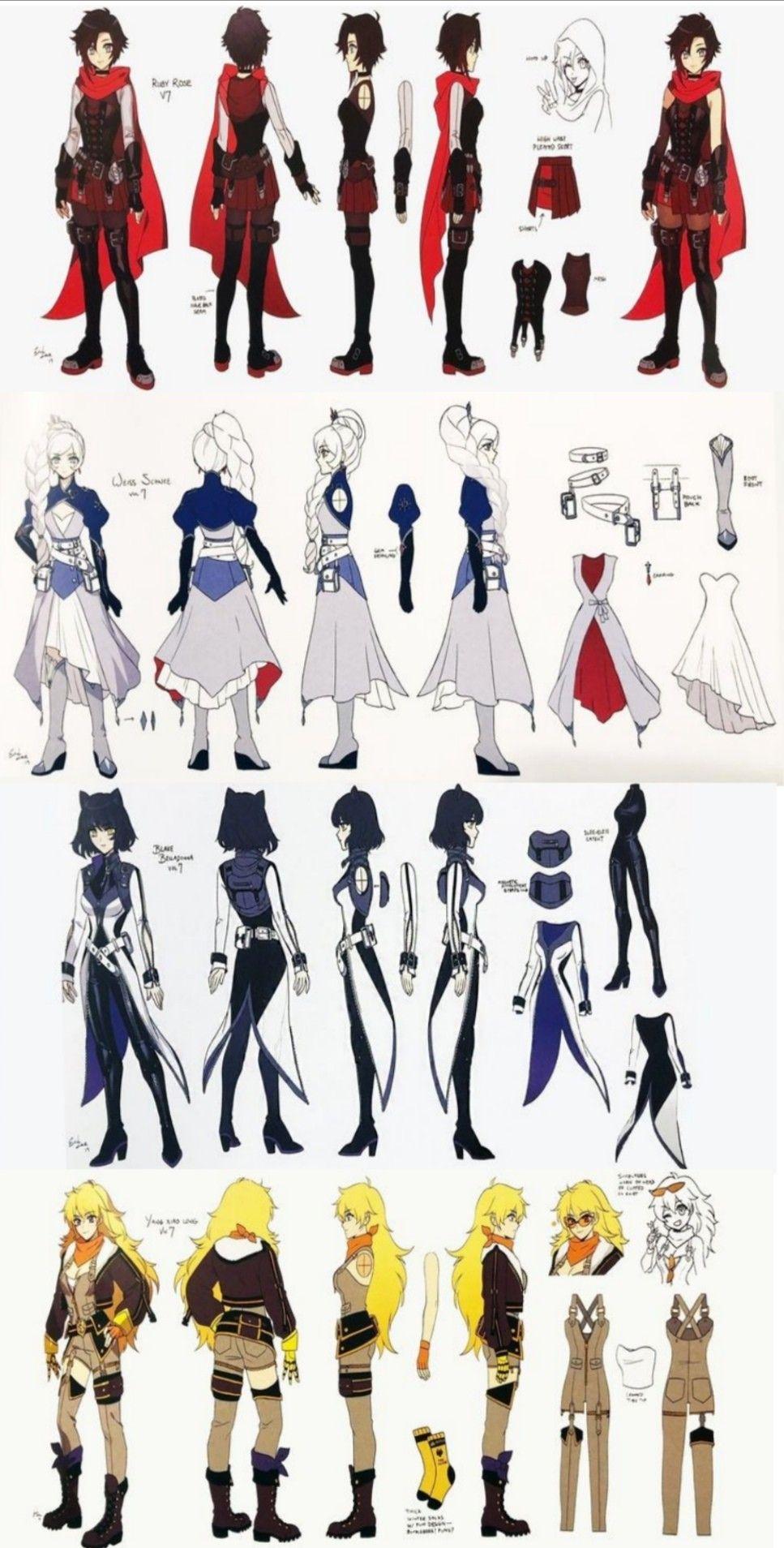 rwby vol 6  Rwby cosplay, Rwby anime, Rwby