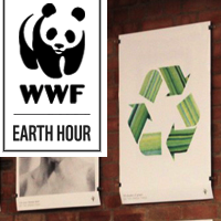 WWF Earth Hour 2014 Poster Competition