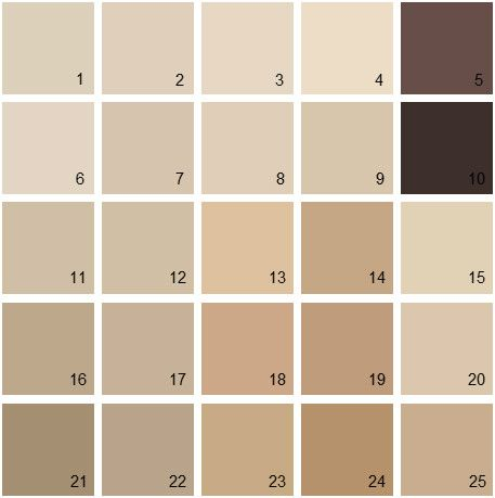 palm desert tan find your paint colors fast and easy