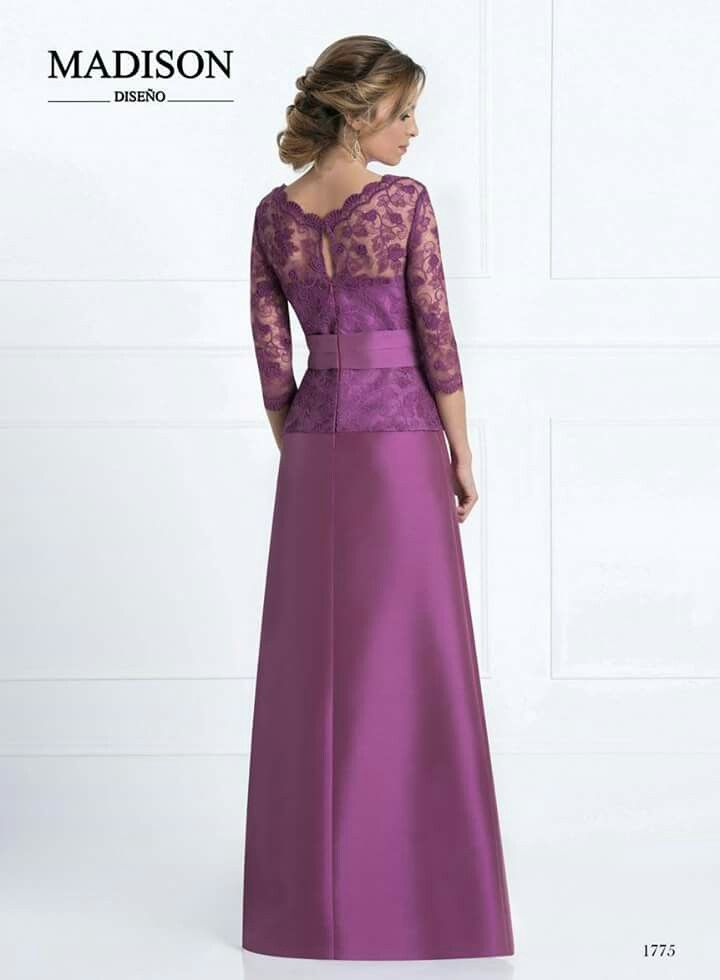 Pin de Linda J en Dresses | Pinterest | Damas, Vestido para bodas y ...