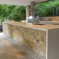 Cucina da esterno muratura esterno outdoor kitchen - Cucina in muratura da esterno ...