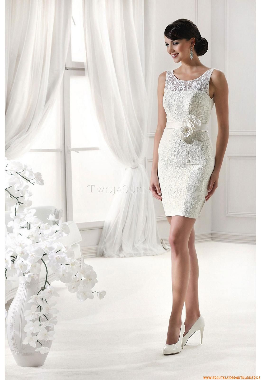 elegante kurze brautkleider aus spitze vintage wedding dresses pinterest wedding. Black Bedroom Furniture Sets. Home Design Ideas