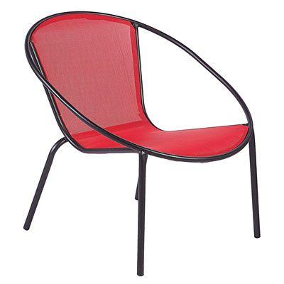 Papasan Sling Stack Chairs At Big Lots For La Casa Outdoors