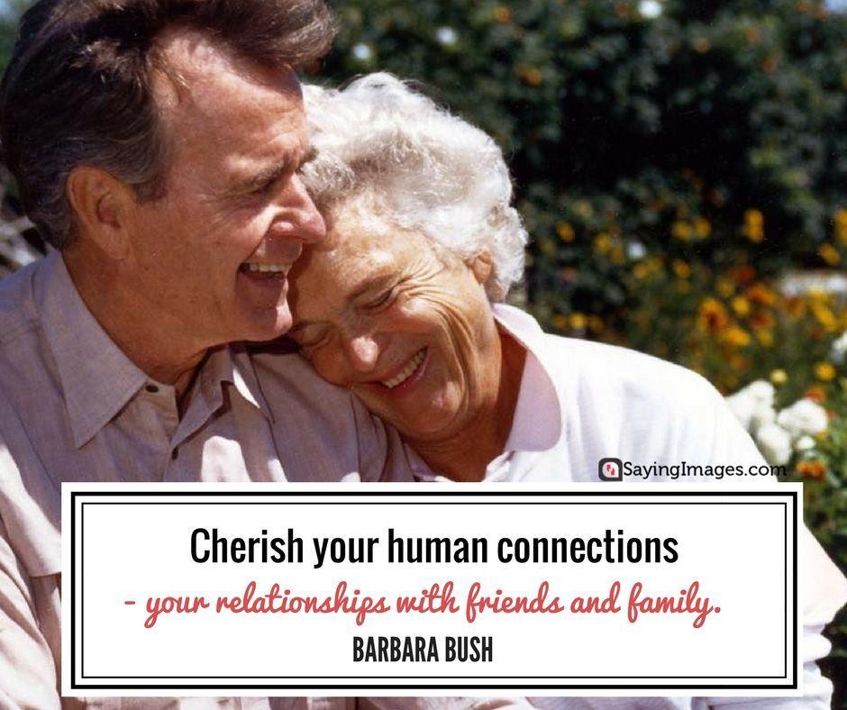 25 Inspirational Barbara Bush Quotes Bush quotes