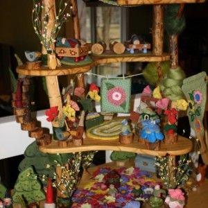 Tour of the Spring Gnome Home
