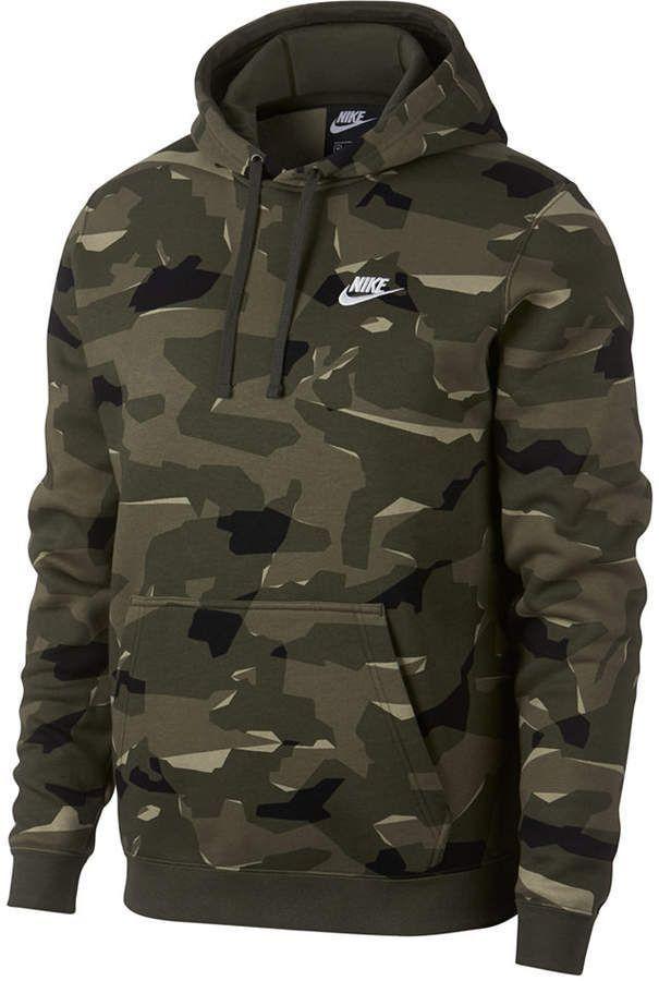 China telar corriente  Nike Men Sportswear Camo-Print Fleece Hoodie #men'shoodies #men's #hoodies  #sport en 2020 | Ropa nike, Moda ropa hombre, Ropa táctica