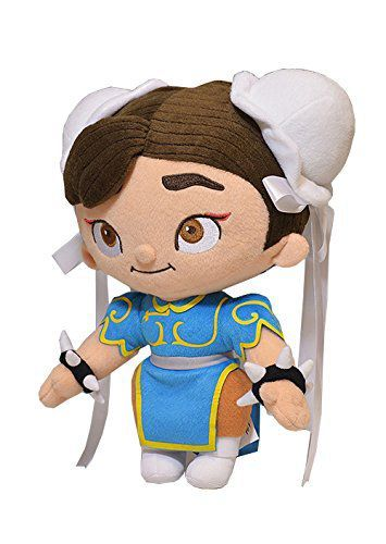 8 Ryu Collectible Plush Toy Great Eastern Entertainment Street Fighter V