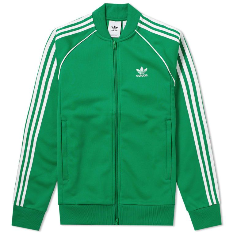 Adidas Superstar Track Top in 2020