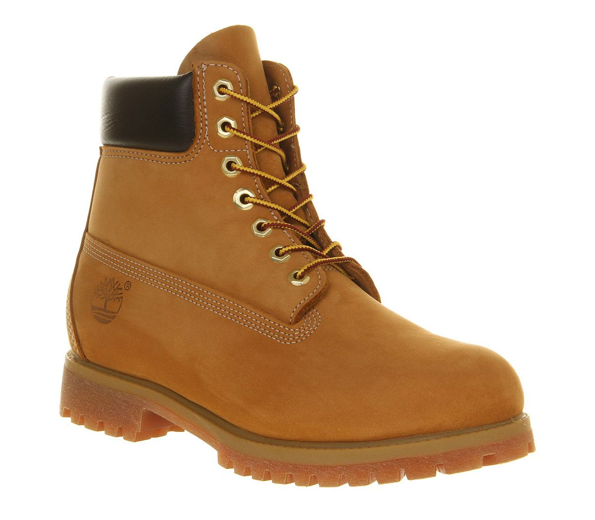 Timberland 6 In Buck Boot Wheat Nubuck Boots Stövlar  Boots