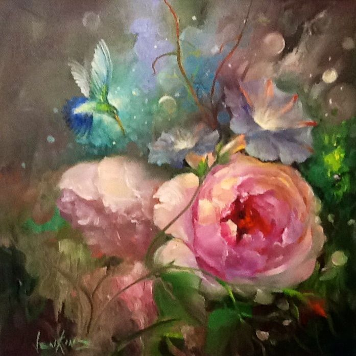 Gary Jenkins | Art Gallery | Beauty of Oil Painting | PBS | `Decor ...