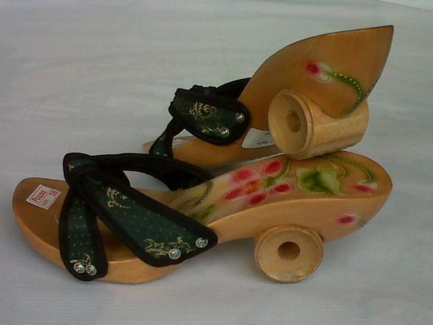 Kelom Sepatu Wanita Cantik Dan Unik Bandung Sandal Wanita