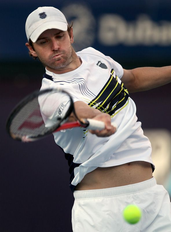 Mardy Fish Indian Wells Tennis Play Ball All Star