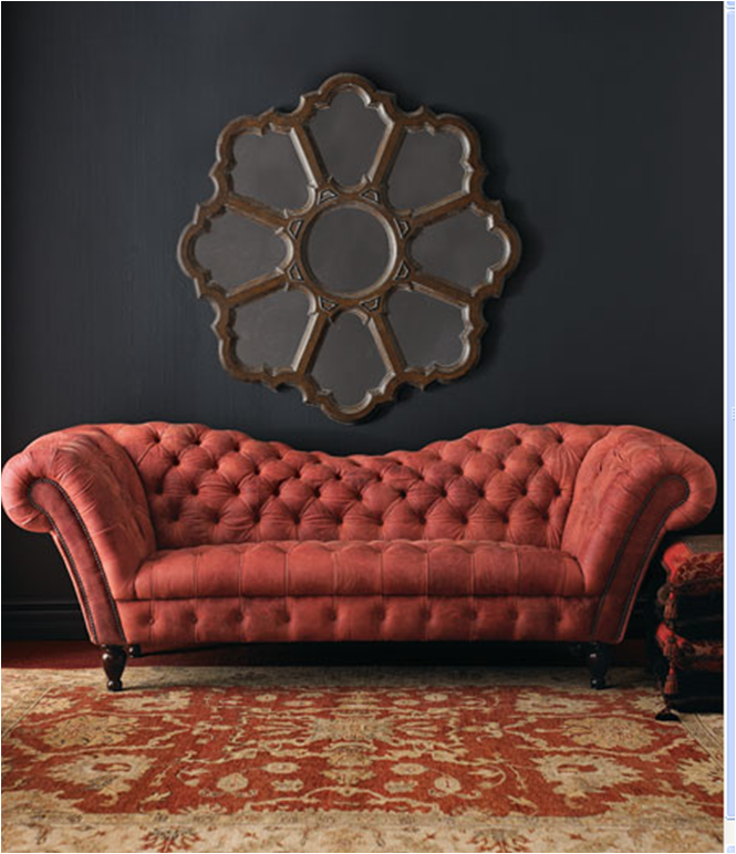 Chesterfield Sofa | Iconic Furniture | Tufted Couch | Interior Design