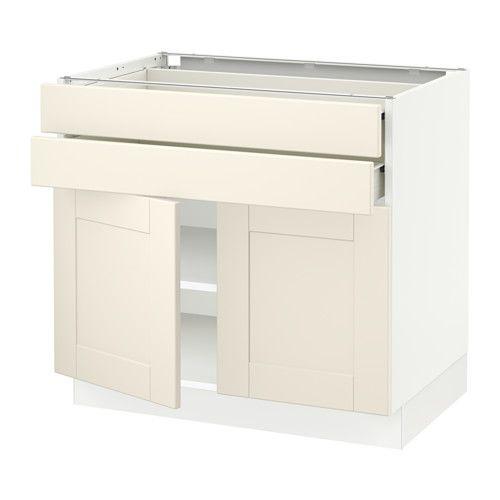 Best Sektion Base Cabinet Förvara Drawer Base Cabinets 640 x 480