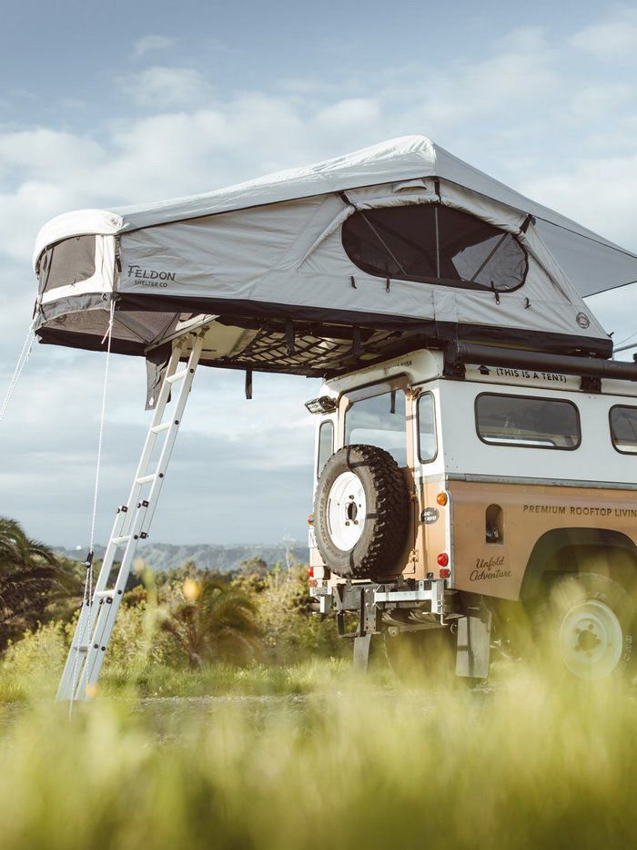 Roof Top Tent Land's End 4x4