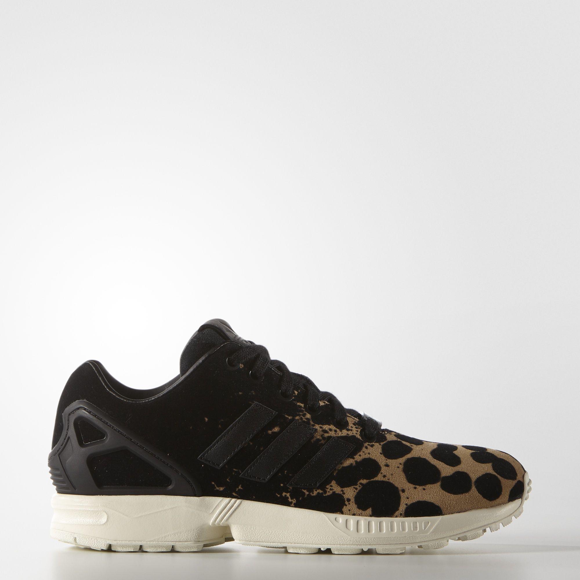 adidas ZX Flux Shoes Black | adidas Ireland | Shoes