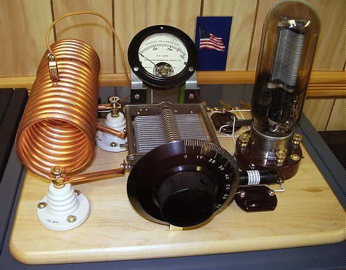 Build A Transmitter From Parts Antenas Electronica Circuitos