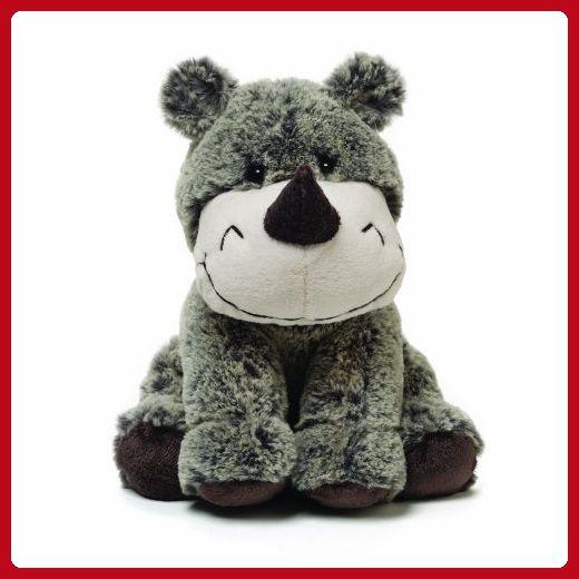Gund Mushmellows Seated Rhino Plush Plush Cuteness Amazon