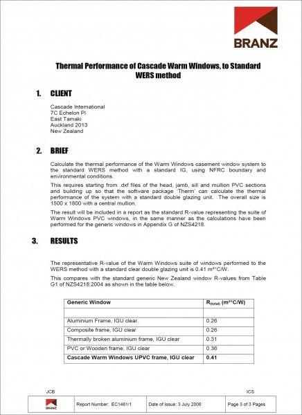 certificate windows window warm certificates nz