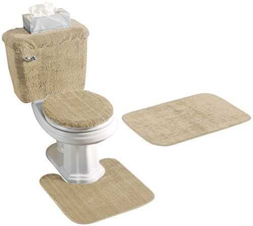 Madison Industries Miles Kimball 24 46 5 Piece Rug And Toilet