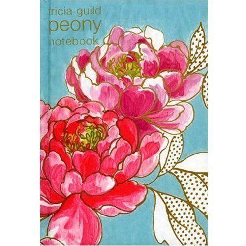 Tricia Guild Peony Notebook (Tricia Guild Flower Collection) (Tricia Guild Peony (Quadrille)): Quadrille Editors: 9781844005512: Amazon.com: Books