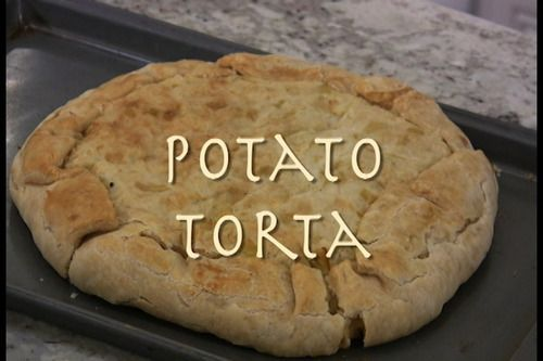 Spanish Potato Tortilla (Tortilla Española) Recipe ... |Potato Torta
