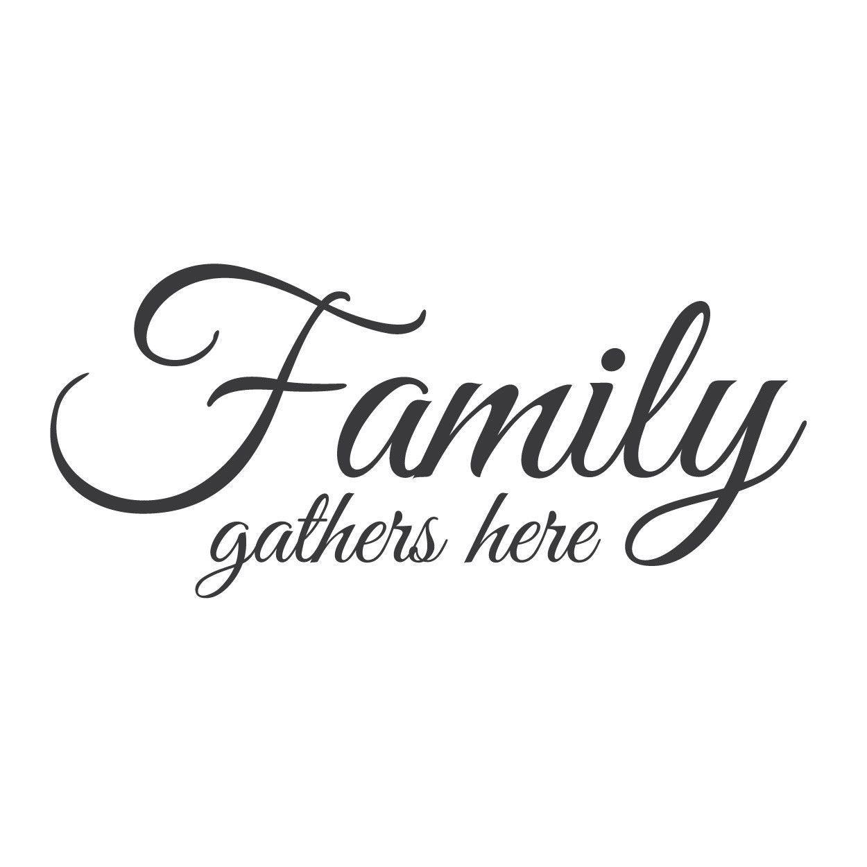 Best Family Quotes: Wall Quotes Wall Decals