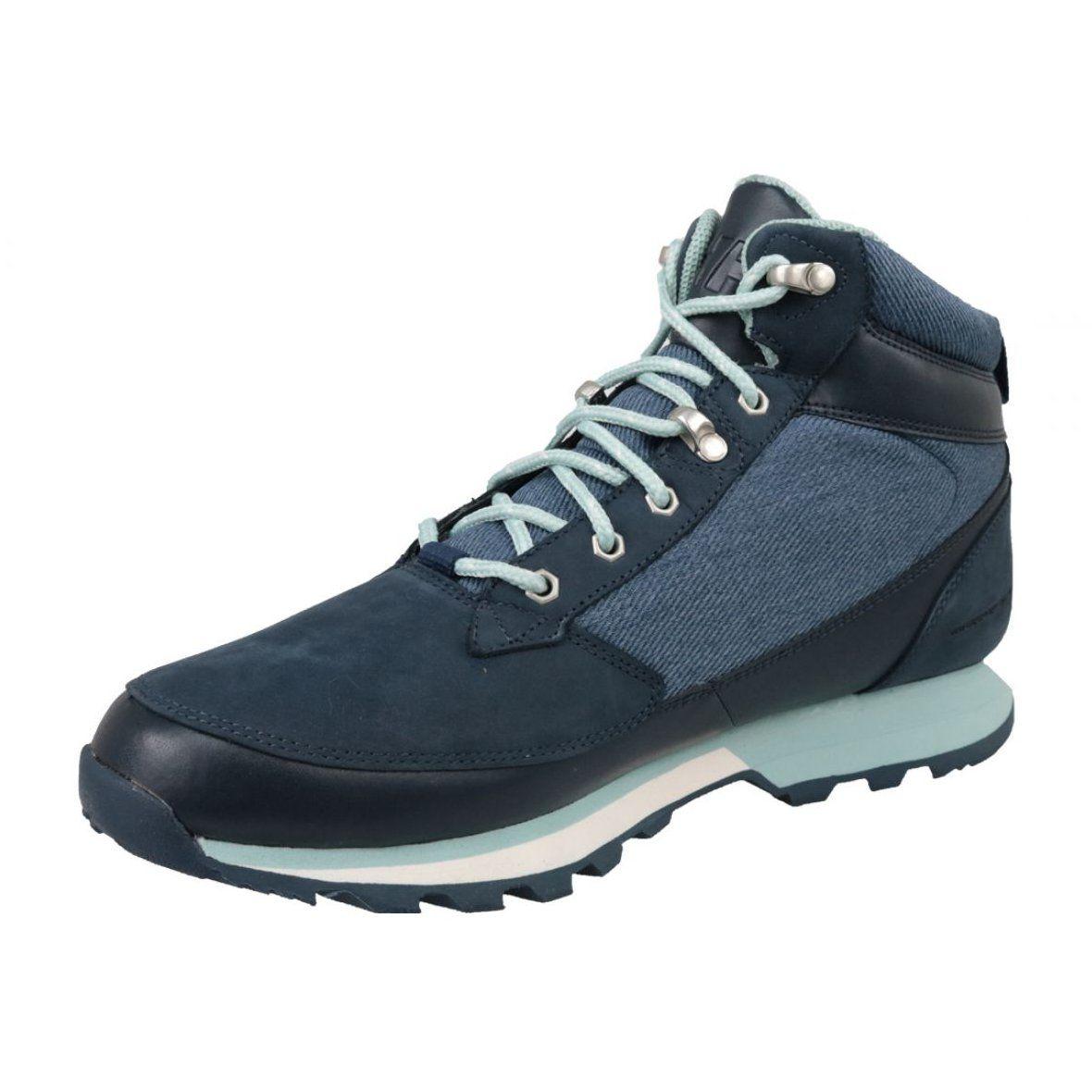 Buty Helly Hansen Chilcotin W 11428 689 Granatowe Helly Hansen Shoes Sport Shoes