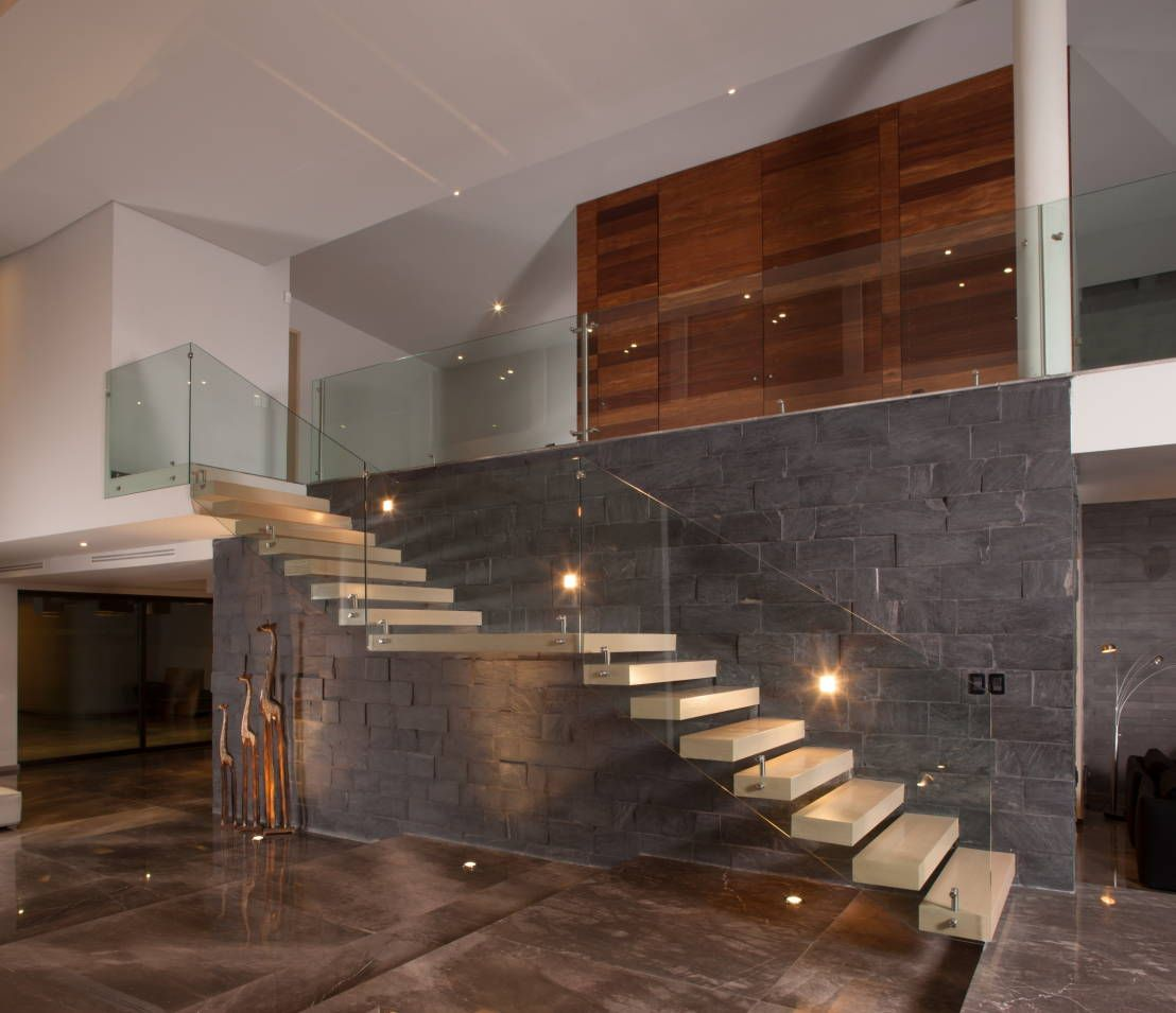 Ideas im genes y decoraci n de hogares architecture for Escaleras modernas