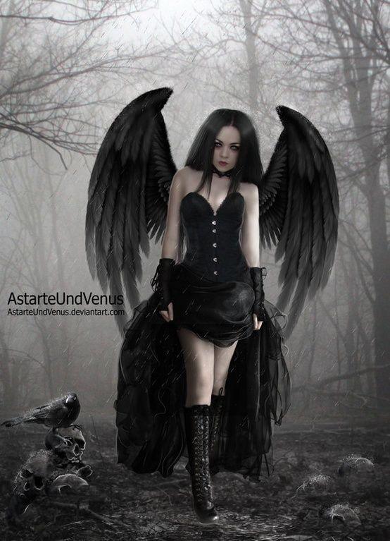 предупреждают, фото падшего ангела разума кровать