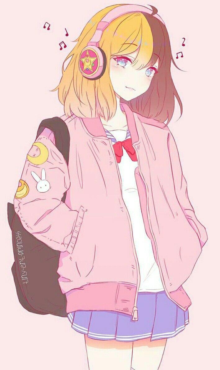 épinglé par suzy araa sur tumblr girl anime tumblr ♡ pinterest animé manga et dessin