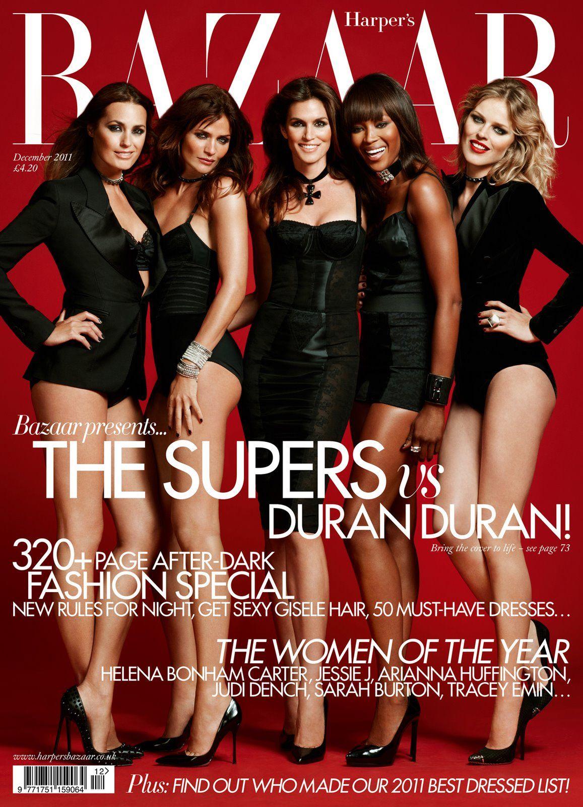 Duran Duran Supermodels Supermodelos Producciones De Moda Top