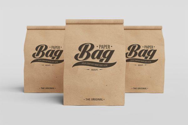 Download Paper Bag Mockups Bag Mockup Bags Paper Bag