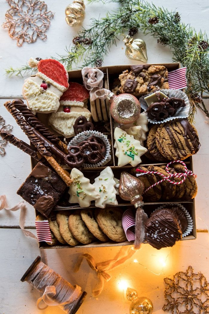 2018 Holiday Cookie Box The Most Popular Recipes On Pinterest