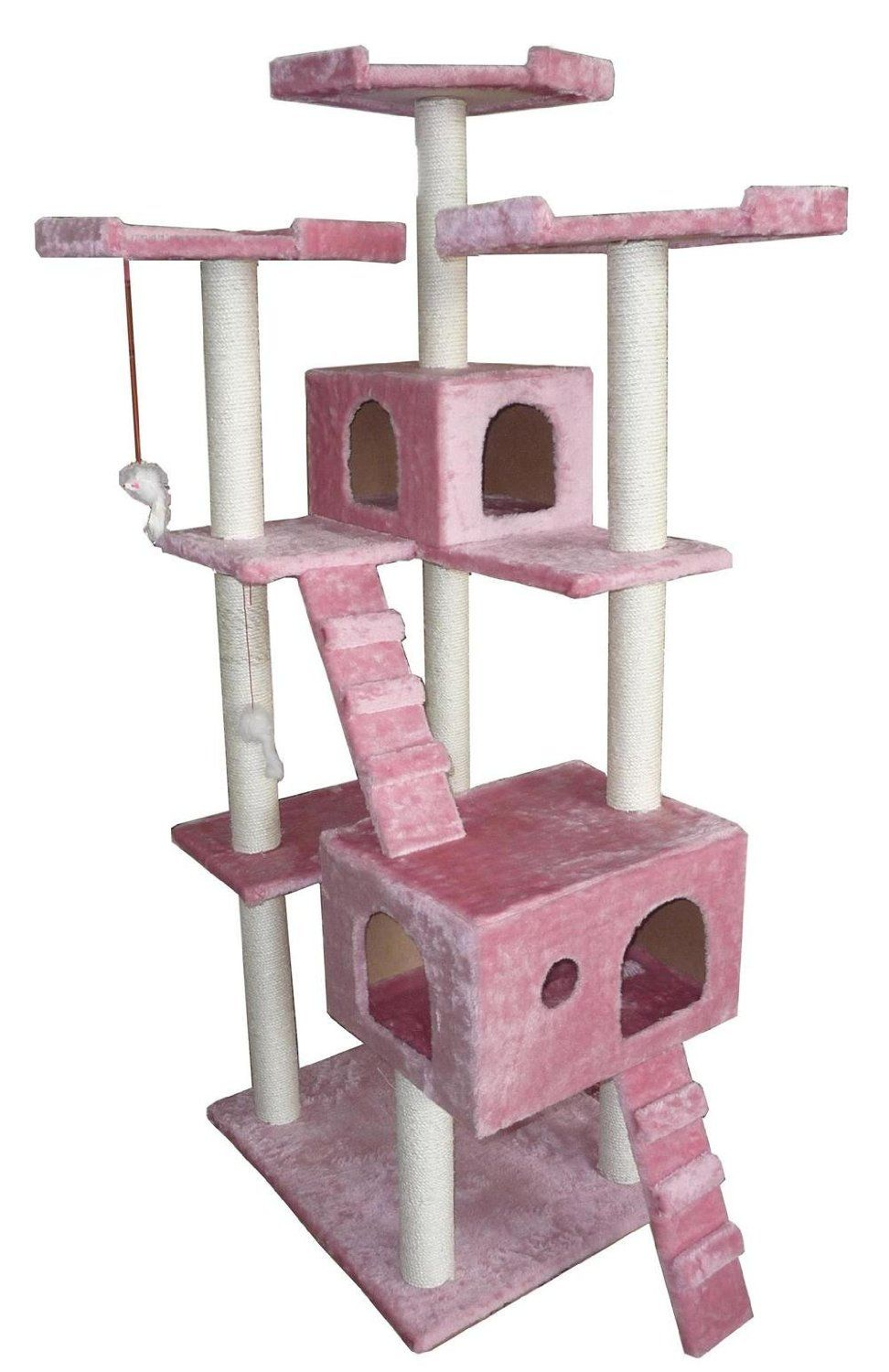 About Cats And Kittens Most Popular Cat Trees Condos And Houses