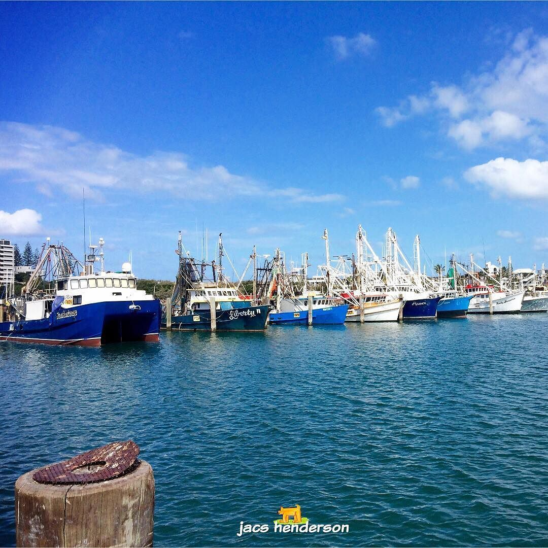 Anybody love fishing these are the boats mooloolaba