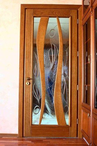 Oak interior doors traditional interior doors toronto casa doors with tiffany style stained glass inserts interior doors planetlyrics Images