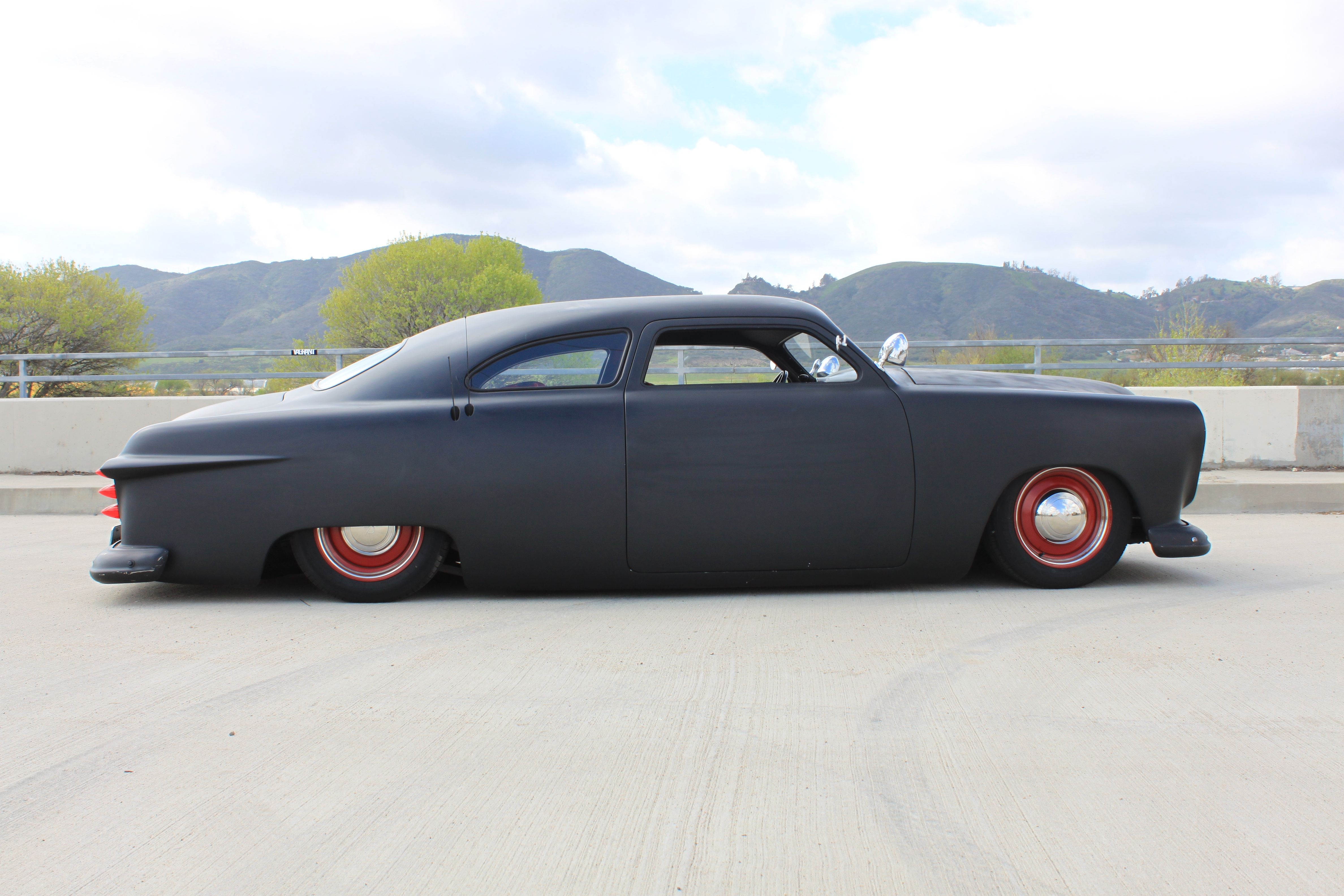 1951 Ford Shoe Box. Modified and mechanically updated by P&T Auto in ...