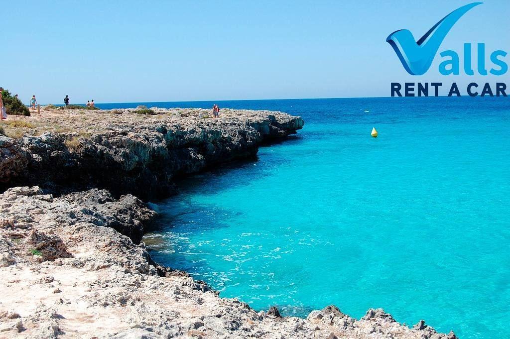 Playas Cala 'n Bosch https://goo.gl/W7FWqc #menorca #menorcalove #paraiso #playas