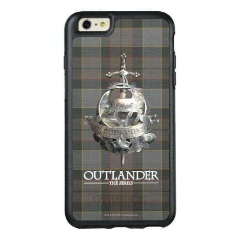 Outlander The Fraser Brooch OtterBox iPhone Case