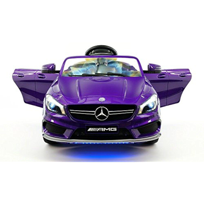 Licensed Mercedes CLA45 12V Kids Ride-On Car MP3 USB