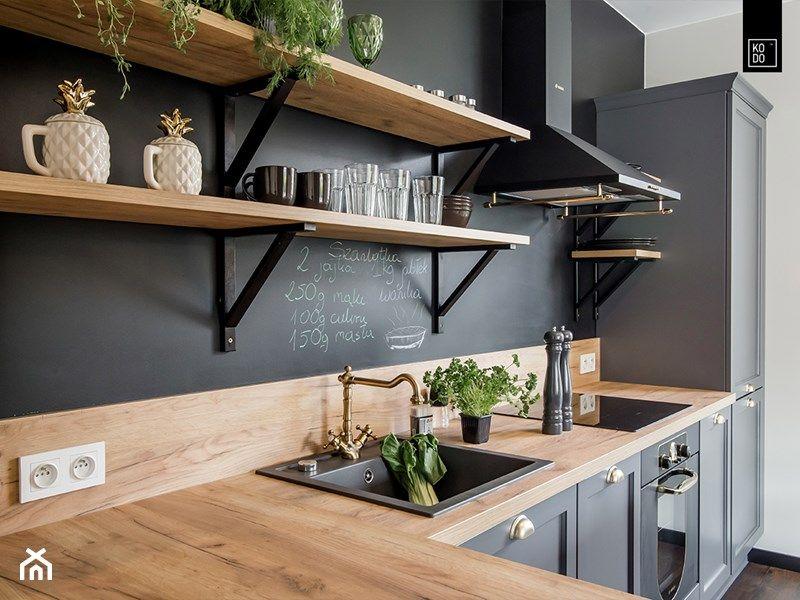 Pin By Olga Olgagrzywa On Kuchnia Home Decor Kitchen Modern Kitchen Interiors Interior Design Kitchen