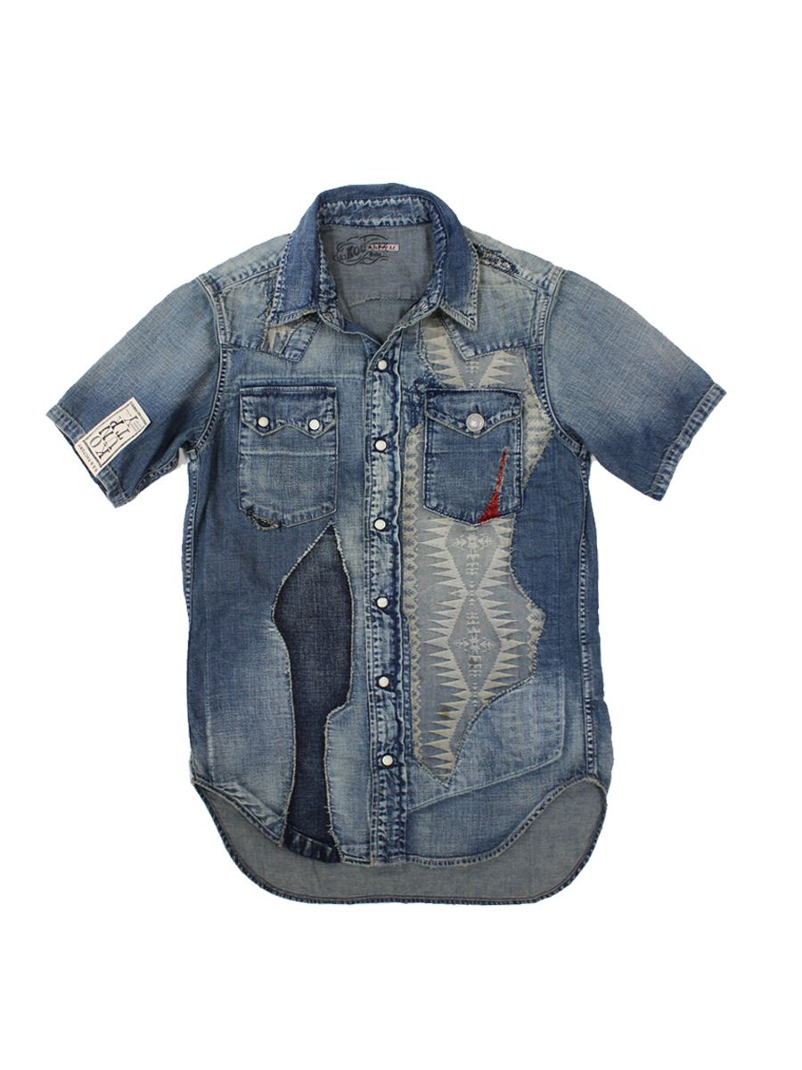 DENIM - Denim shirts Shop Art Cheapest Cheap Online Really Store For Sale Quality Free Shipping Low Price Outlet Cheapest Price uHdAZjKCO6