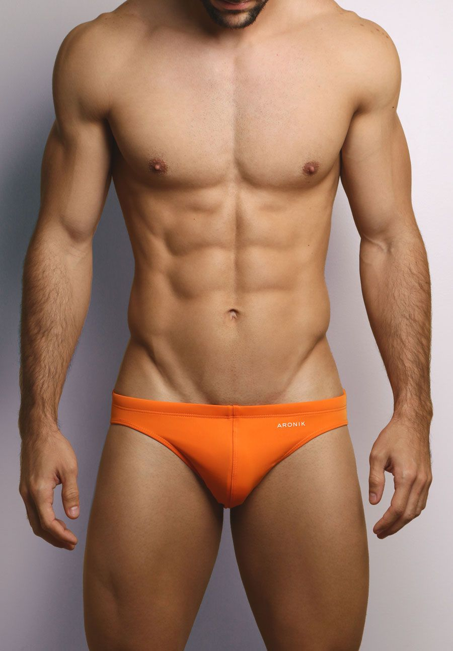 522a837297 Grey Bikini, Orange Bikini, Men's Swimwear, Swimwear Fashion, Speedos,  Thongs,
