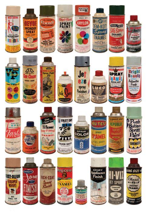 Old Skool Paint Stock Spray Paint Cans Spray Can Krylon Spray Paint
